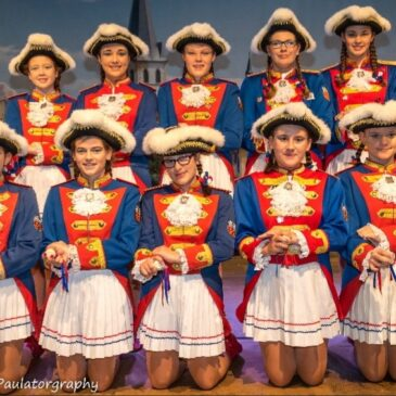 Herbstferien: Tanzen in der Gruppe macht Spaß – Schnupperkurs Gardetanz